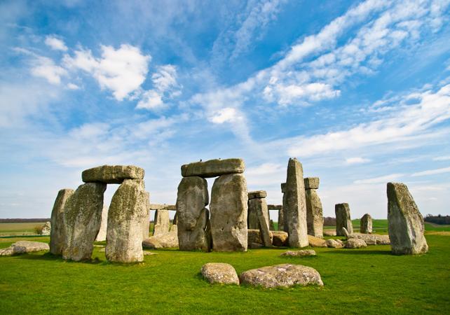 Photo Visite libre de Stonehenge, au départ de Londres