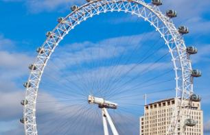 London Eye Tickets, City Tour & Thames Cruise