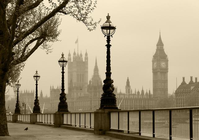 Photo Visite guidée du Londres hanté en soirée