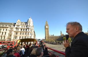 London Double-Decker Bus Tour on Christmas Day