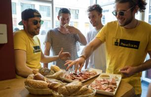 Culinary visit - Food Tour - by kick-bike in a small group - Vienna