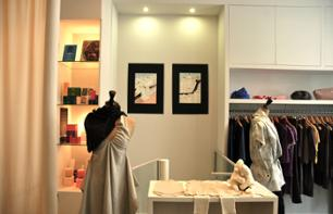 Discover fashionable young designers in the Marais - Paris (in English)