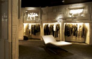 Discover fashionable young designers in the Marais - Paris (in French)