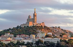 Private Transfer FROM Avignon TO Aix, Marseilles and Nice (night and Sunday)