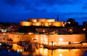 Private Transfer FROM Marseilles TO Aix, Arles, Avignon, Cassis, Monaco, Nice, St Tropez or Toulon (night time, Sundays)