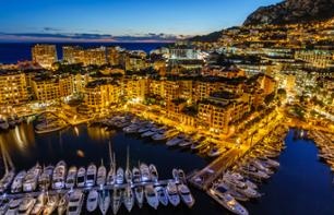 Private Transfer FROM Aix, Arles, Avignon, Cassis, Monaco, Nice, St Tropez or Toulon TO Marseilles (night time, Sunday)