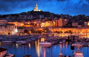 Private Transfer FROM Aix, Arles, Avignon, Cassis, Marseilles, Monaco, Nice, St Tropez or Toulon TO Marseilles (night, Sunday)