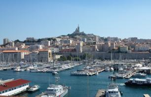 Guided Tour of Marseille with Glass of Wine at Museum Included