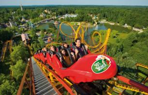 Private transfer: Parc Asterix - Paris