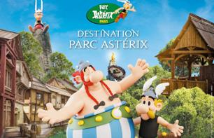 Tickets to Park Asterix