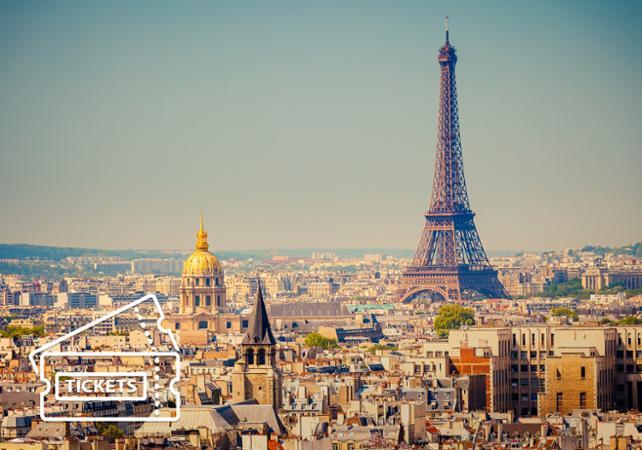 Billet 2ème étage Tour Eiffel - Accès coupe file - new-paris -