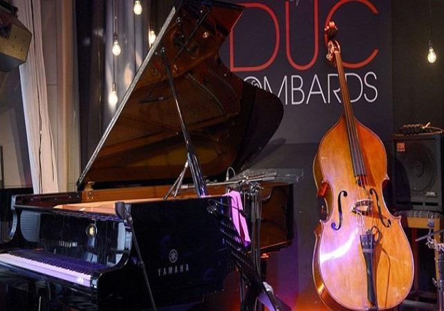 Soirée 100% Jazz - Visite guidée, Concert & Dîner au Duc des Lombards - new-paris -