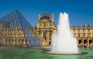 Louvre Museum – Priority-Access Ticket (Optional Audio Guide)