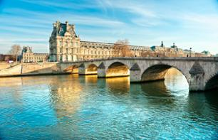 Louvre Museum Priority-Access Ticket + Seine River Cruise