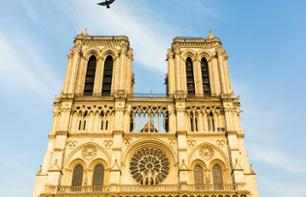 Guided visit of Notre Dame in Paris