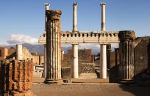 Guided tour of Pompeii - leaving from Pompeii