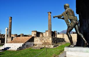 Private tour of Pompeii - leaving from Pompeii