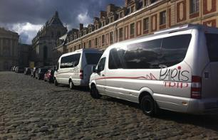 Paris All Inclusive: City Tour, Lunch at the Eiffel Tower, Versailles with Audio Guide & Dinner Cruise on the Seine