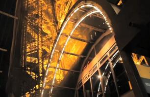 Seine River Cruise & Dinner on the 1st Floor of the Eiffel Tower