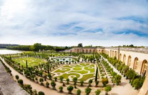 Guided Tour of the Palace of Versailles and the Louvre Museum