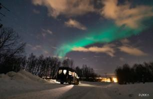 Aurora Borealis Viewing Tour by Minibus - Departure from Tromso
