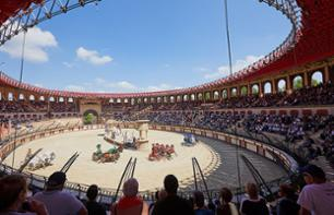 Puy du Fou: Grand Parc + Cinéscénie® Show – 1, 2 or 3-day ticket