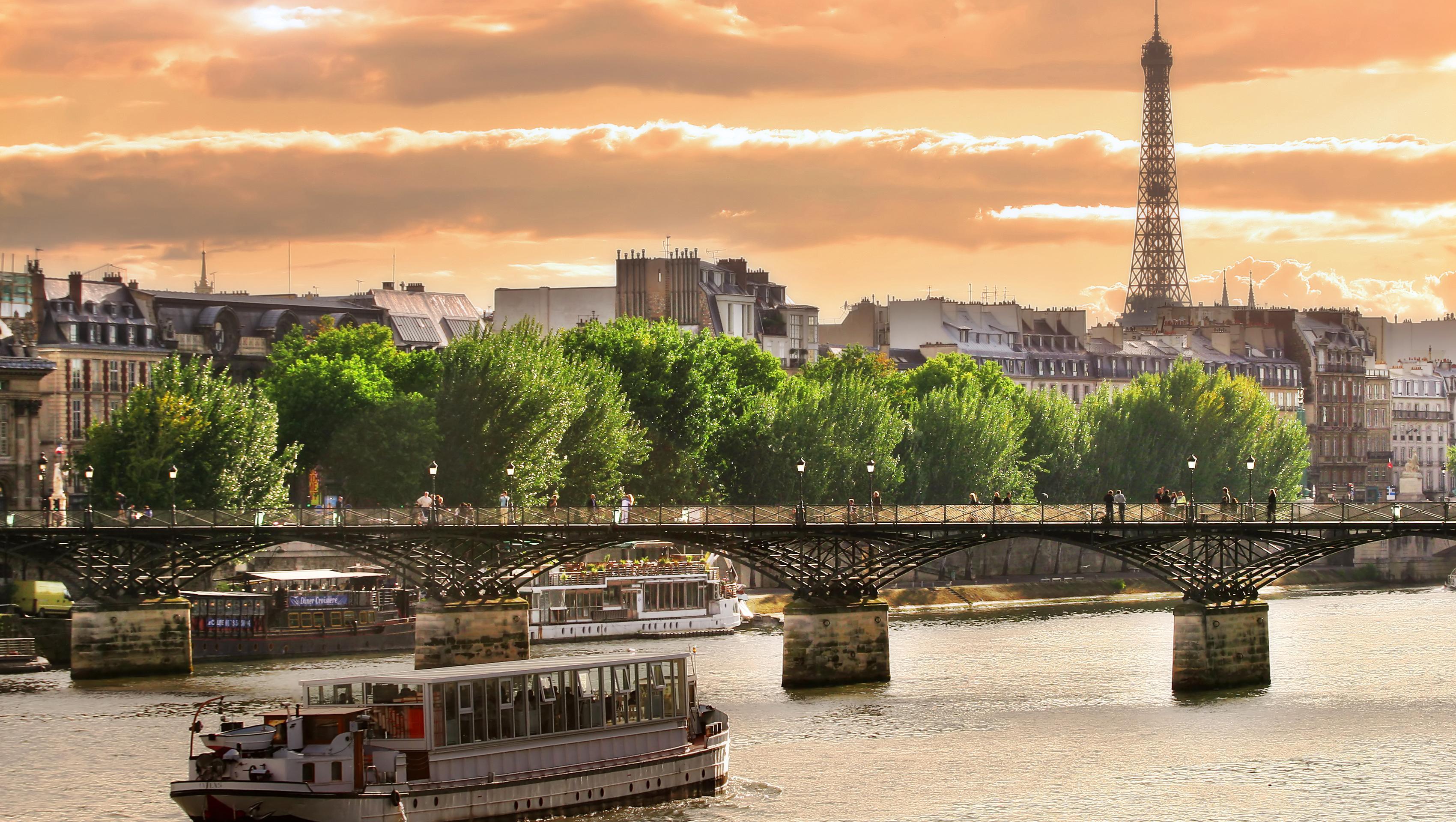 Ver la ciudad,City tours,Visitas en autobús,Bus tours,Crucero por el Sena