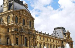 Morning Guided Tour of the Louvre Museum – Hotel pick-up (from 8:15am)