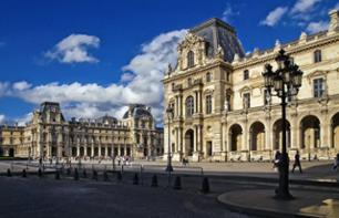 Afternoon Guided Tour of the Louvre Museum – Hotel pick-up