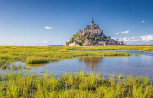 Visit Mont Saint Michel from Paris – Hotel pick-up/drop-off