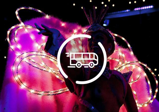 Ver la ciudad,City tours,Visitas en autobús,Bus tours,Moulin Rouge,Show,Tour por París