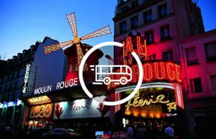 Moulin Rouge Cabaret Show – Hotel pick-up/drop-off