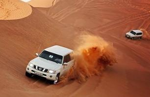 4x4 Safari in The Qatar Desert – Half-day-tour with hotel transfer
