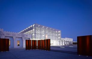 Guided Tour of The Mathaf: Arab Museum of Modern Art in Doha – Private tour with hotel transfer