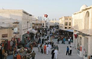 Guided Walking Tour of Souq Waqif – With hotel transfer