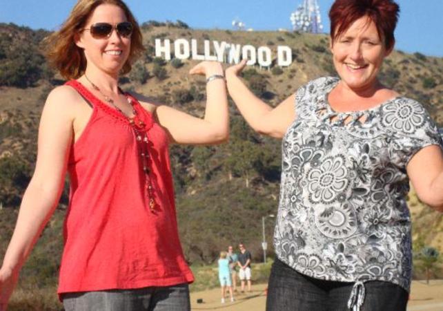 Visite d'Hollywood depuis Las Vegas - Las Vegas -