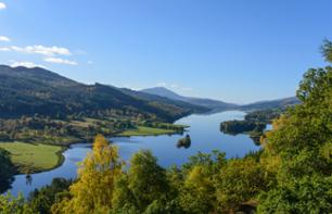 Day Trip to the Highlands - Lakes and Whiskey Distilleries - Small Group - Departing from Edinburgh