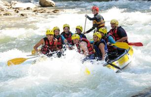 Rafting on the Noguera Pallaresa - Pyrenees - 3 hours from Barcelona