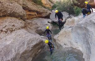 Canyoning in the Spanish Pyrenees - 3 hours from Barcelona