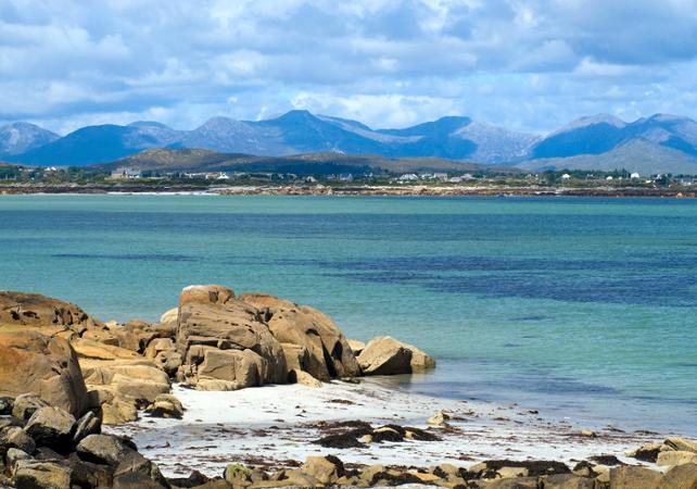 Excursion d'une journée à la baie de Galway dans la région du Connemara, au départ de Dublin - Dublin -