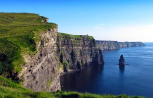 Day trip by train to discover Limerick, Burren and the Cliffs of Moher!