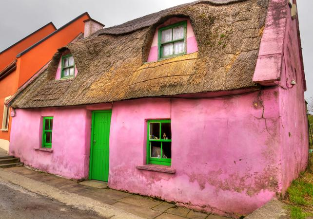 Excursion d'une journée en train pour découvrir Limerick, Burren et les falaises de Moher ! image 2