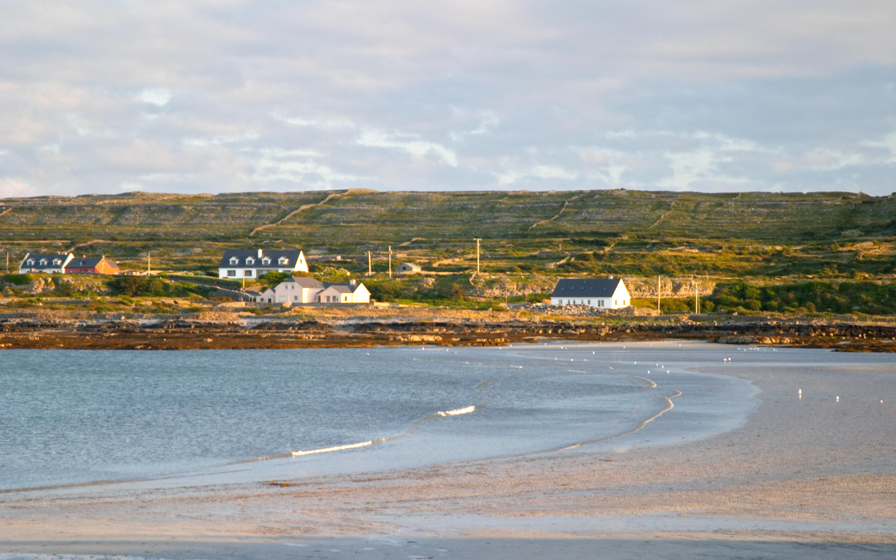 Salir de la ciudad,Actividades,Excursiones de un día,Salidas a la naturaleza,Excursión a Galway,Con visita a las Islas de Arán