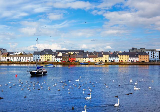 Excursion à Galway et aux îles d'Aran au départ de Dublin image 4