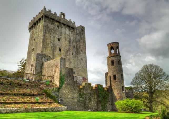 Excursion de 4 jours sur la côte atlantique de l'Irlande - Dublin -