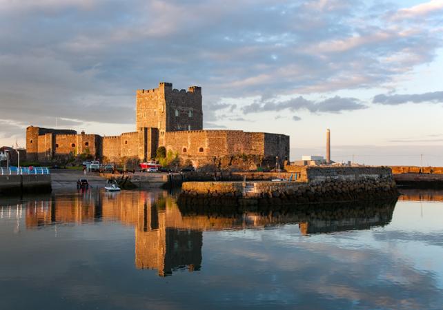Excursion d'une journée en train à la Chaussée des Géants et sur la côte sauvage irlandaise - au départ de Dublin image 1