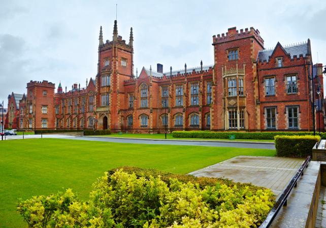 Excursion en train à Belfast et billets pour le Titanic Experience - au départ de Dublin image 2