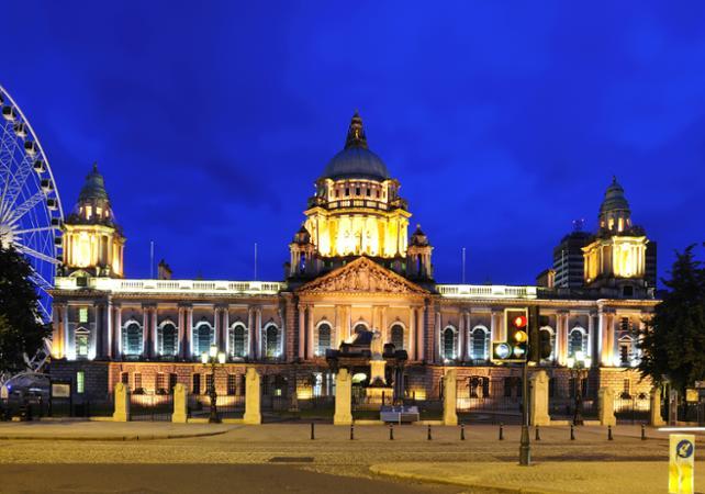 Excursion en train à Belfast et billets pour le Titanic Experience - au départ de Dublin image 4