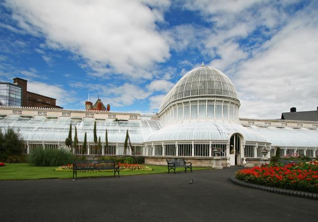 Excursion en train à Belfast et billets pour le Titanic Experience - au départ de Dublin - Dublin -