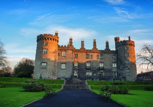Excursion en train à Kilkenny, et visite de la manufacture de cristal de Waterford - au départ de Dublin image 2